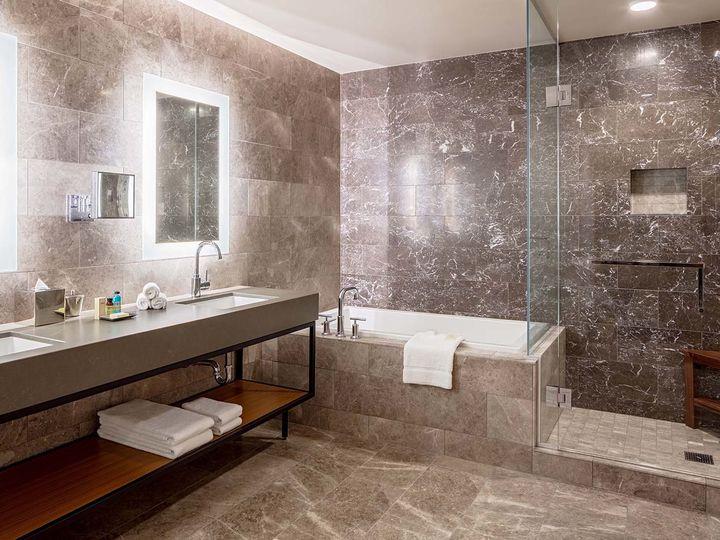 Tmx 1512671331199 Suite Bathroom Renton, WA wedding venue
