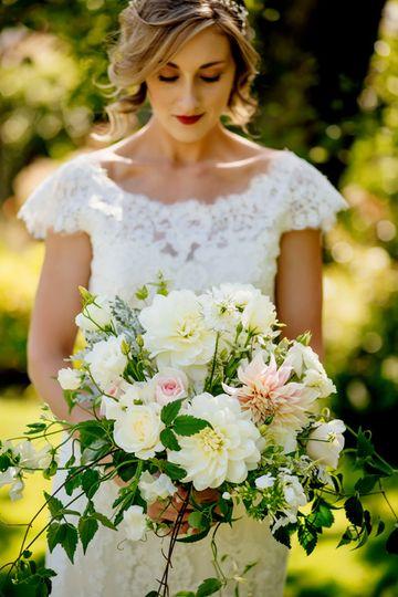 Outlook Inn bride