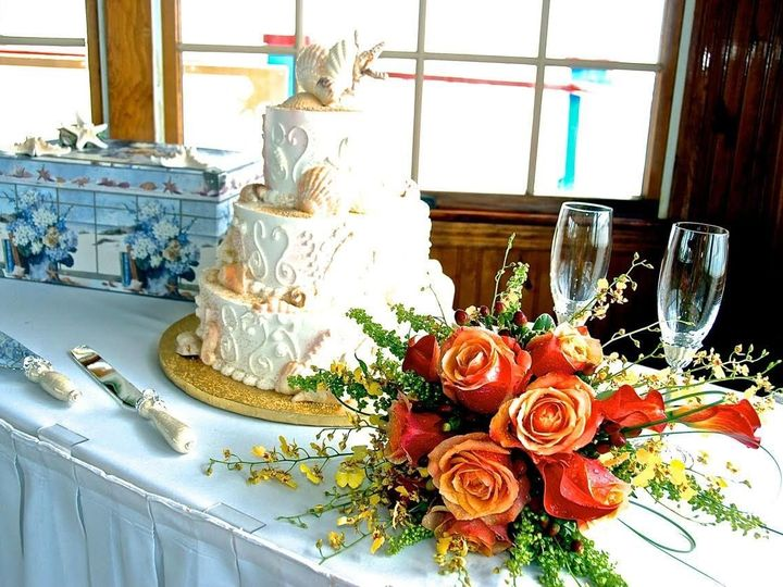 Tmx 1522682655 1c336178567d89c0 1522682654 3fe500c535cff35d 1522682653664 2 Cake Roses Brielle, NJ wedding venue