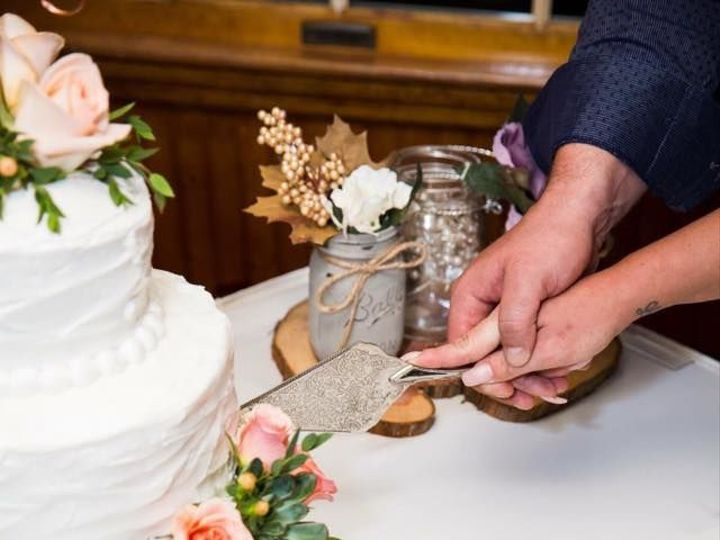 Tmx 1522682932 999a7616f5b57271 1522682931 7f16a31e97ee477e 1522682931276 5 Bride Groom Cuttin Brielle, NJ wedding venue