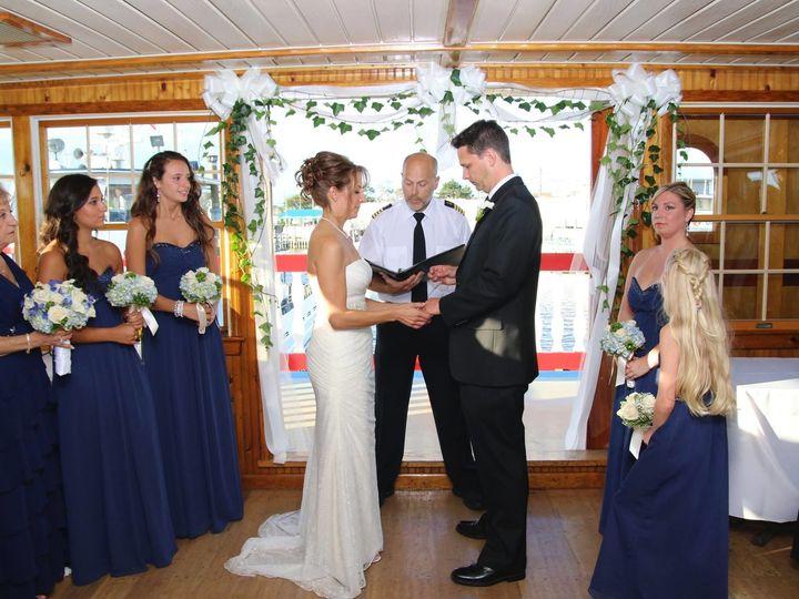 Tmx 1522682950 83bff548dacb8179 1522682949 5be4c05603a1fbe2 1522682949392 6 Bride Groom Ceremo Brielle, NJ wedding venue
