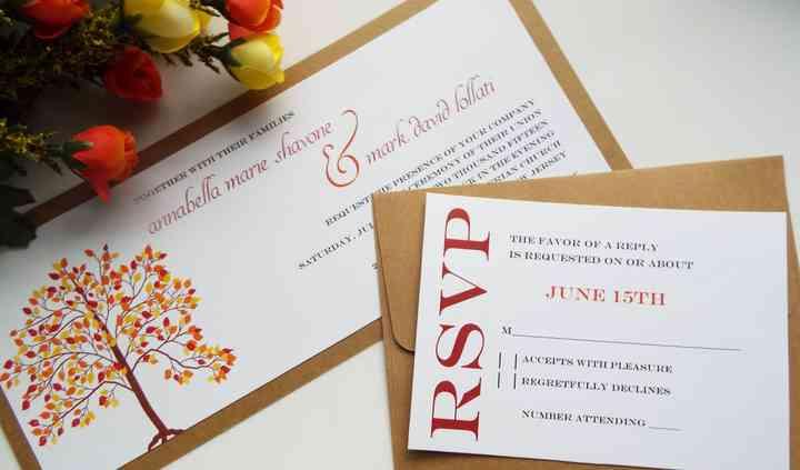 MK Paperie Weddings