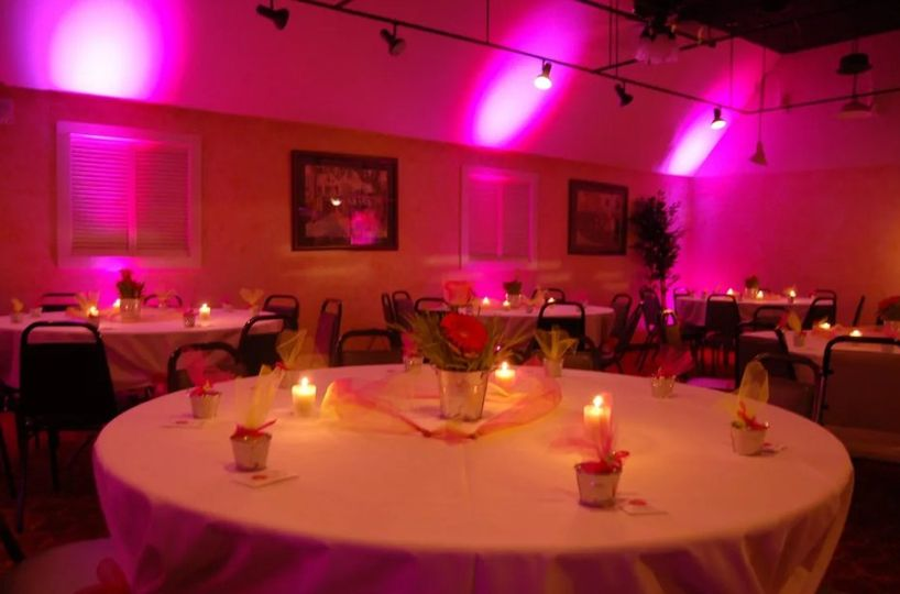 Bushnell Building event space