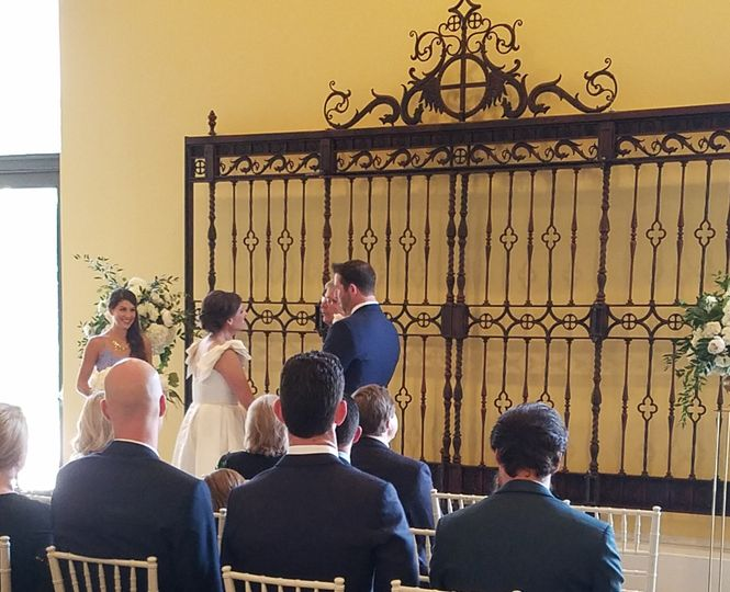 Ceremony in The Gates