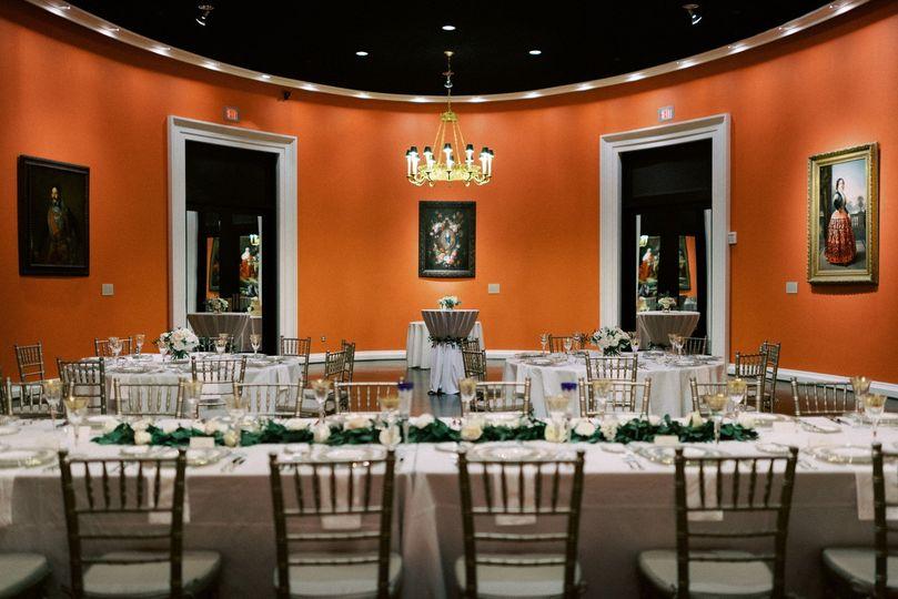 Reception - Jones Great Hall