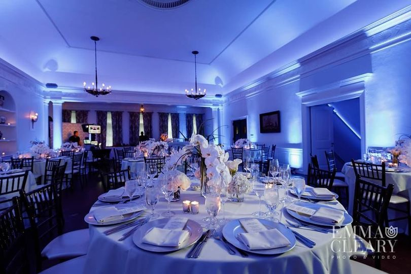 The Marine Ball Room at India House