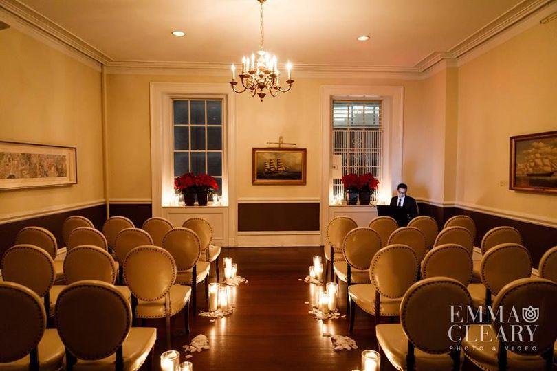 Batavia Room at India House