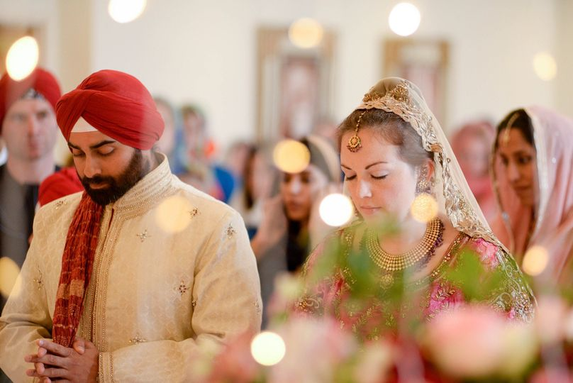 jessica jj sikh wedding ceremony photographer s fa