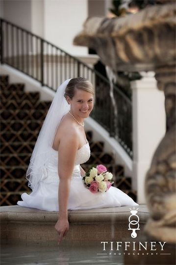 chateau elan bridal portraits - the wine cellar
