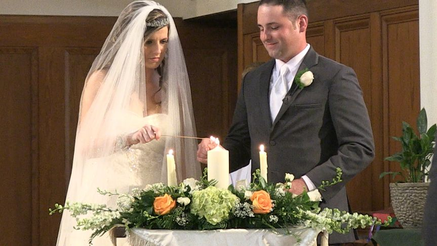 Lighting the Candle - Schaumburg Wedding Video