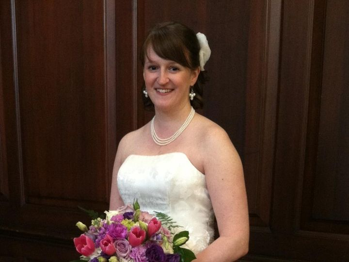 Tmx 1373371740550 May Bride Williamsburg, Virginia wedding florist