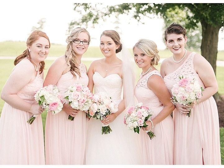 Tmx 1473358894366 Mcgee.daniwhite.2 Williamsburg, Virginia wedding florist