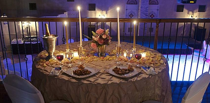 Special Dinner for Bride and Groom