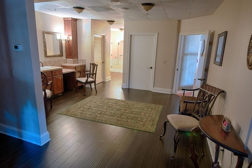 Main Bridal Suite