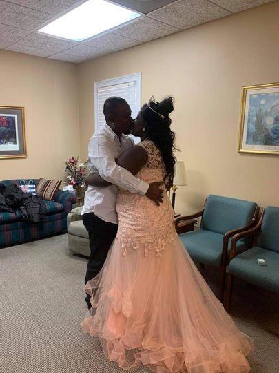 Marriage signing ceremonies