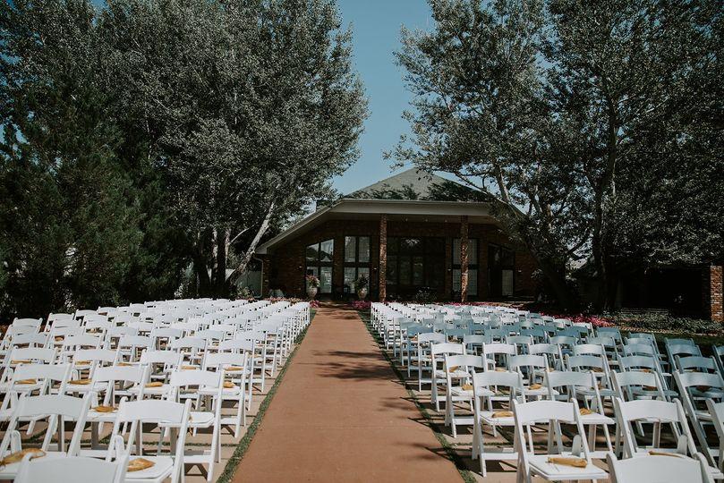 Gatehouse Wedding