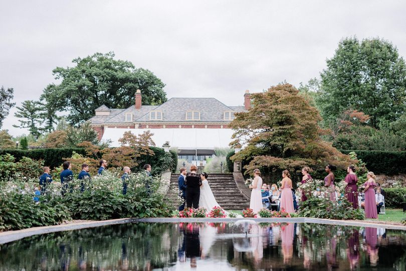 Box Hill Manor wedding