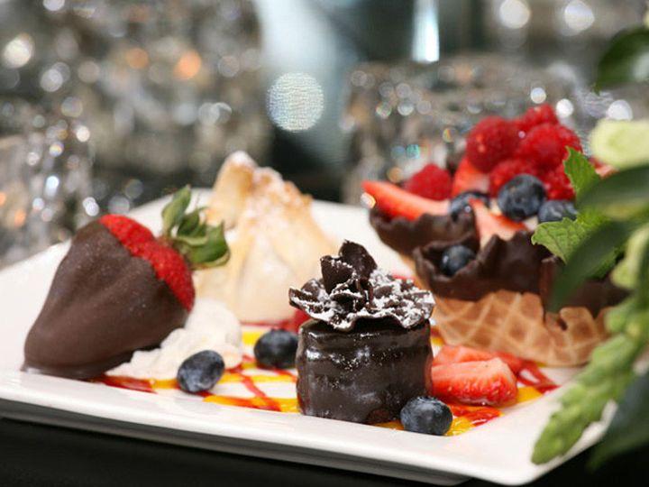 Tmx 1421356311875 Dessert Sampler Verona, NJ wedding venue