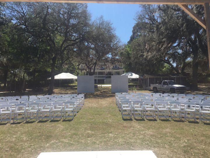Backyard Weddings too