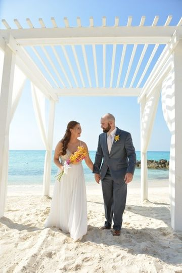 Wortman Wedding • Bahamas