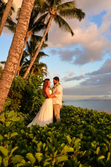 Dike Wedding • Maui