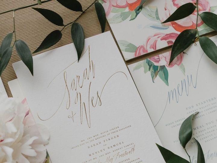 Tmx 1472142048835 007sarahandwes Littleton, CO wedding invitation