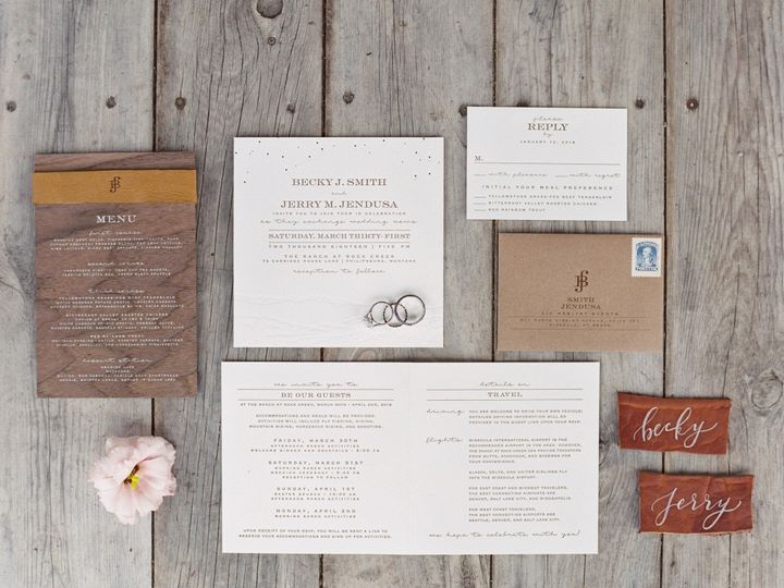 Tmx Simply Sarah Photography Rock Creek Film 318 51 413909 1566183251 Littleton, CO wedding invitation