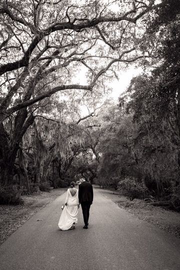 Charleston, SC Bride & Groom