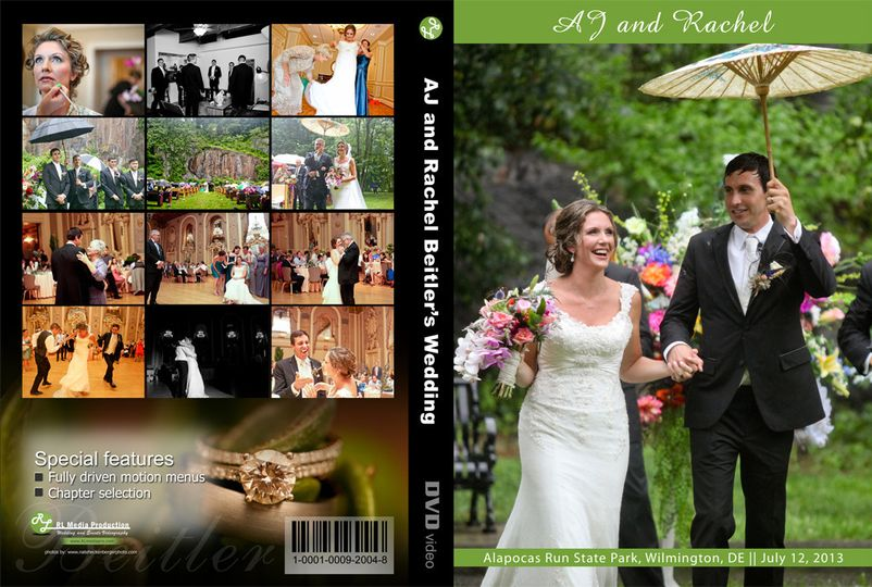 aj and rachel dvd cover