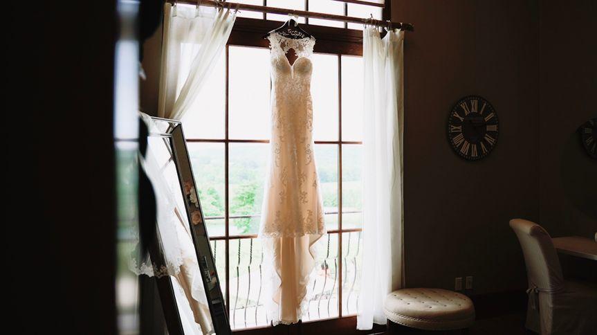 The dress Lauren Michele Productions