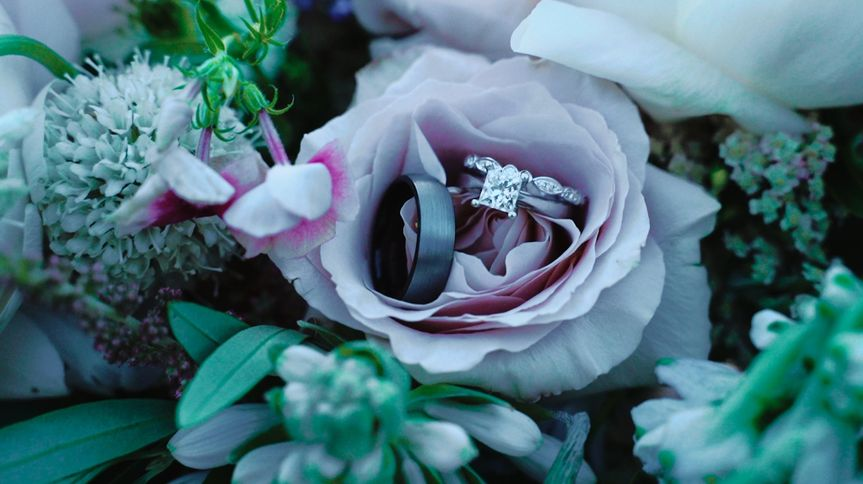 Rings and roses Lauren Michele Productions