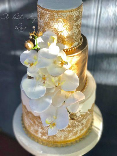 The Powder Sugar Room - Wedding Cake - Austin, TX - WeddingWire