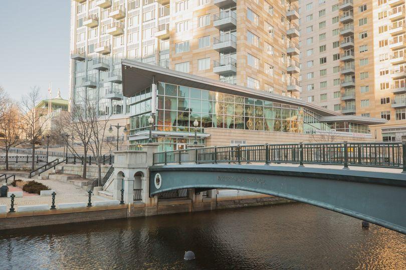 Waterplace bridge