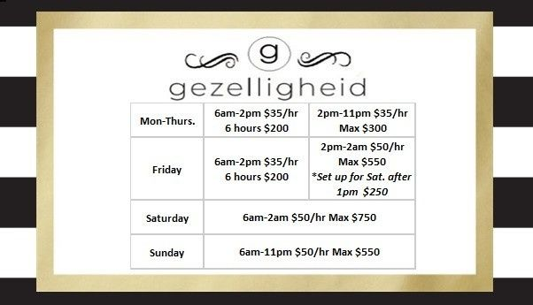 Our pricing is affordable!