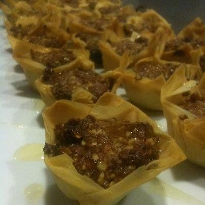 delicious and flavorful baklava cups are a fresh (and less messy) take on traditional baklava...
