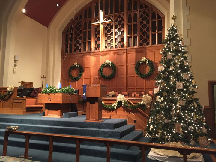 sanctuary christmas