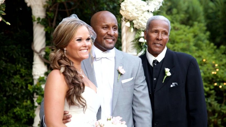 The Groom's Dad