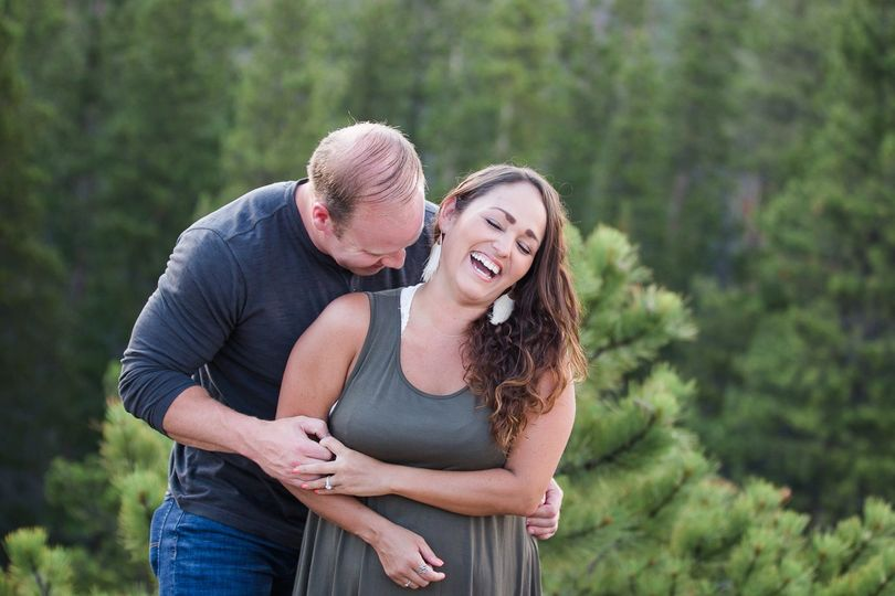 Engagement sessions are fun!