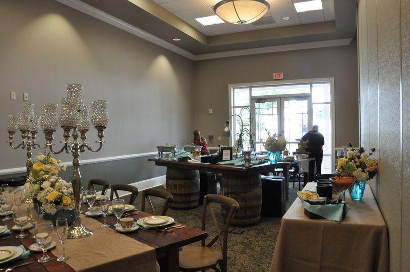 Smaller Meeting Rooms are available for Engagement Parties Bridal Showers, Rehearsal Dinners, or...