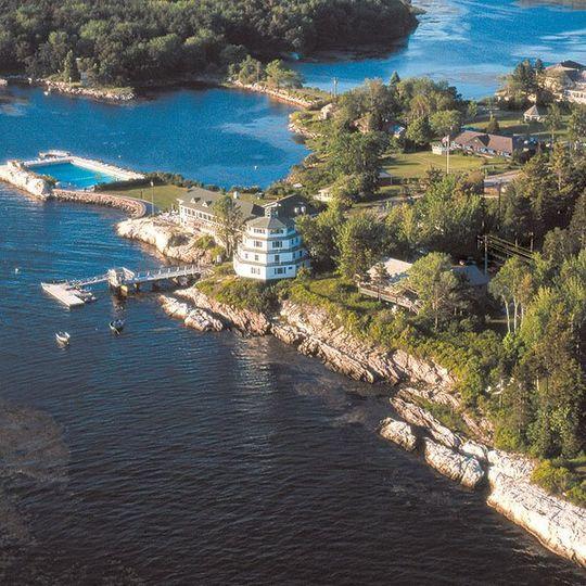 Sebasco Harbor Resort overview