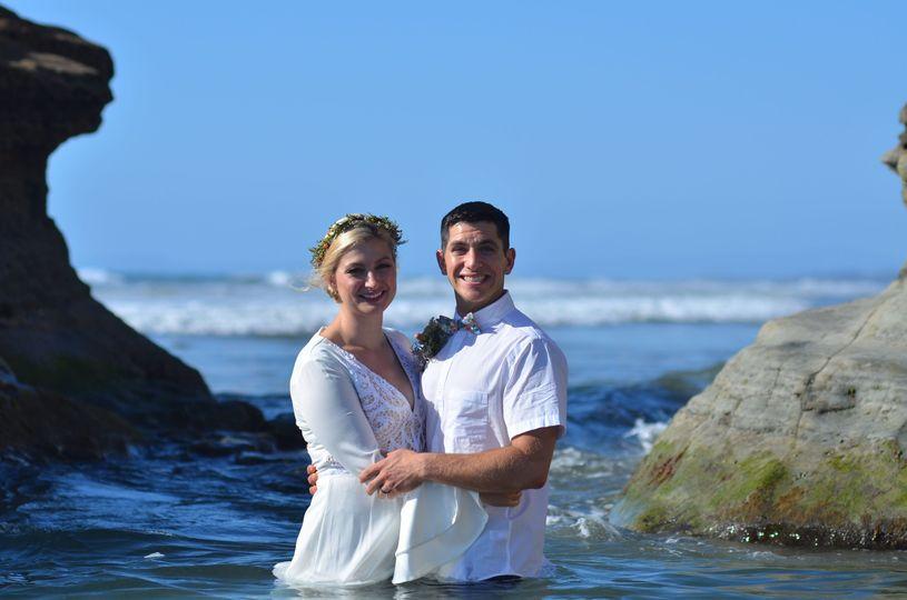 Jenn & Vic - Torrey Pines