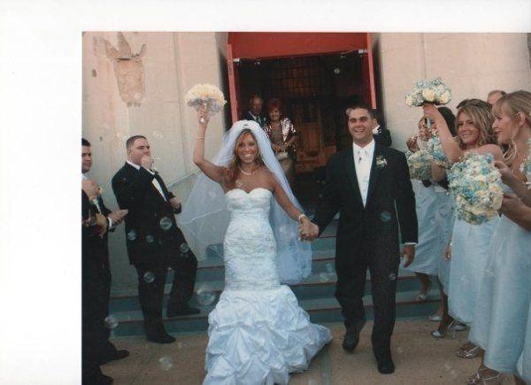 Robyn-Wedding Day