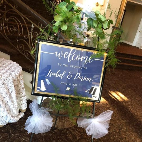 Isabel & Dorian's Wedding