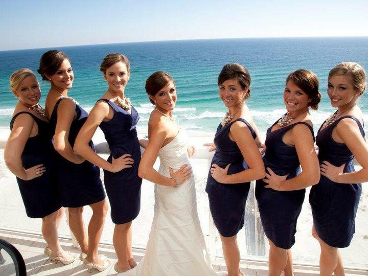 Tmx 1339792339687 4312083205404889705466087627n Pensacola, Florida wedding beauty