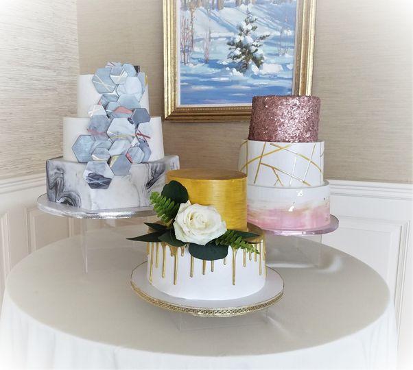 Multi-Cake design