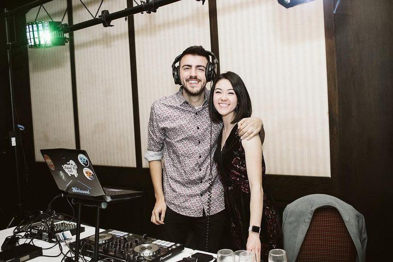 An involved DJ - Kiley Marissa Photo