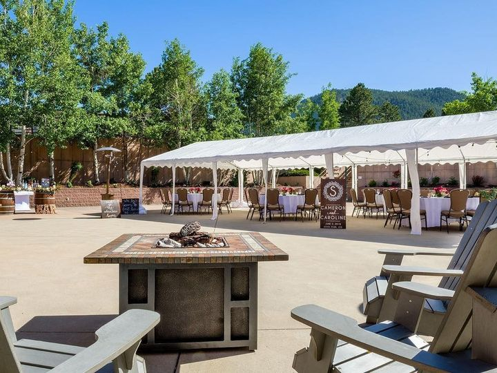 Tmx Aspen Courtyard 51 1040019 1571157570 Estes Park, CO wedding venue