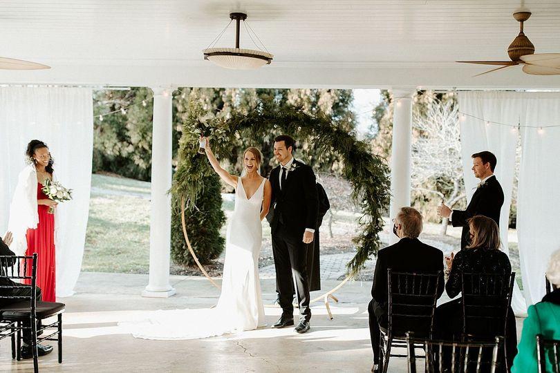 Micro Wedding Happy Day