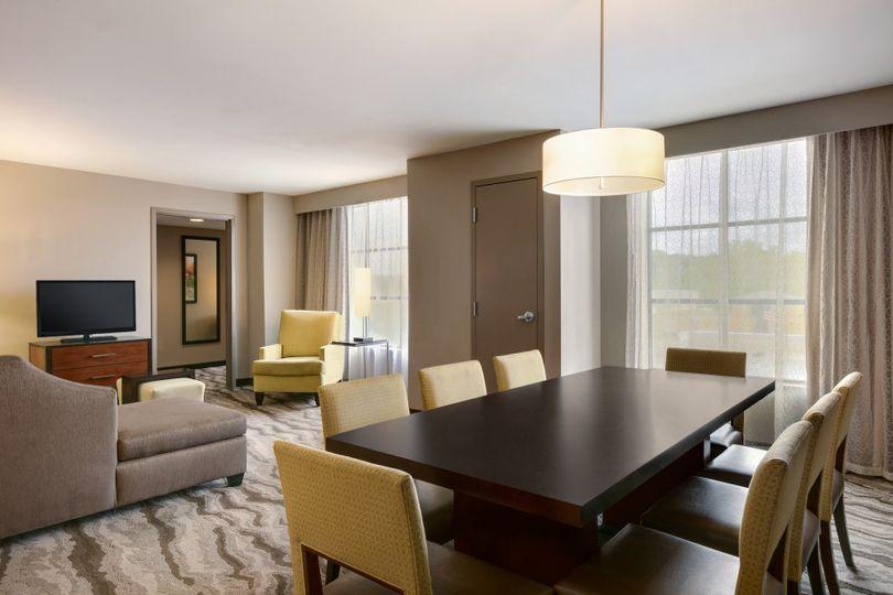 Bridal Suite/Hospitality Suite