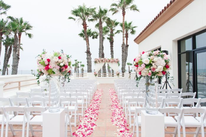 Pacific Terrace Ceremony